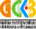 Logo Gminnego Centrum Kultury i Biblioteki w Przemęcie